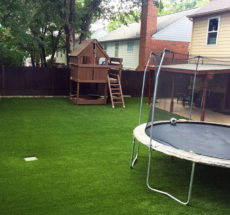 Why Artificial Turf Is Safe For Your Children